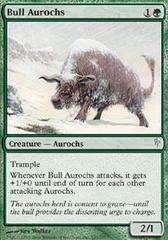 Bull Aurochs on Channel Fireball