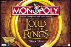 Monopoly -  Lord of the Rings Trilogy Edition