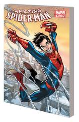Amazing Spider-Man Tp Vol 01 Parker Luck