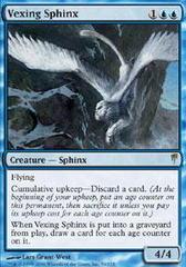 Vexing Sphinx