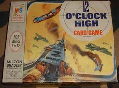 12 O'Clock High Card Game