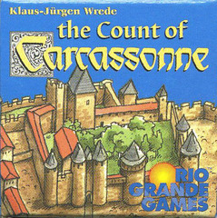 Carcassonne - The Count of Carcassonne