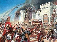 Ancient Fortress Siege