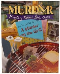 Murder a la carte: Murder on the Grill