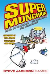 SJG1440 Munchkin: Super Munchkin