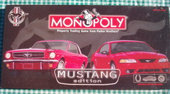 Monopoly - Mustang