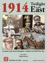 1914: Twilight in the East GMT