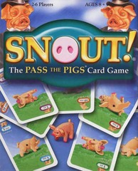 Snout! 'Pass the Pigs' Card Game