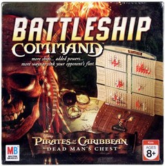 Battleship Command: Pirates of the Caribbean