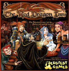 The Red Dragon Inn (Slugfest Games)