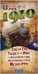 Ticket to Ride: USA 1910 (In-Store Sales Only)