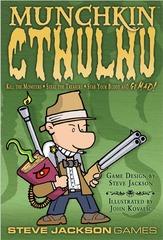 SJG1447 Munchkin Cthulhu