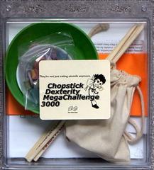 Chopstick Dexterity MegaChallenge 3000