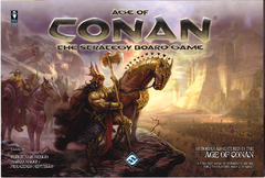Age of Conan - Strategy Board Game