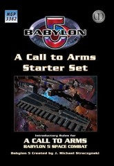 Babylon 5: A Call to Arms Starter Set