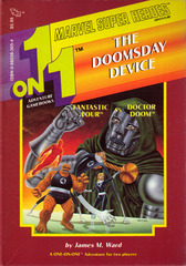 1 on 1 Adventure Gamebooks: The Doomsday Device