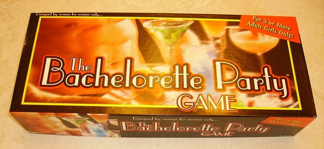 The Bachelorette Party Game
