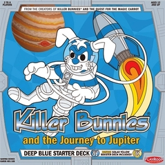 Killer Bunnies and the Journey to Jupiter