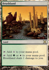 Brushland - Tenth Edition