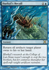 Hurkyl's Recall