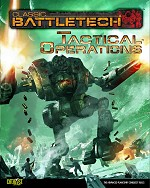 Classic Battletech: Tactical Operations- Original printing