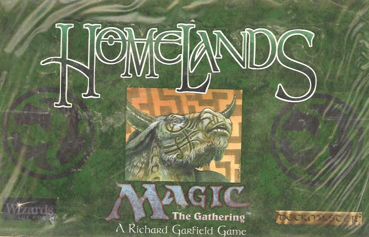 Homelands Booster Box
