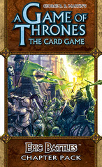A Game of Thrones: The Card Game - Epic Battles