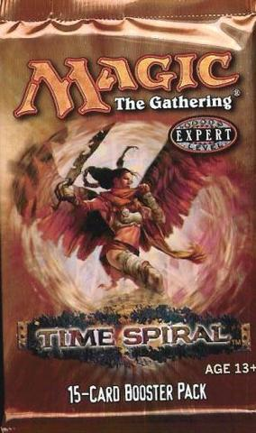Time Spiral Booster Pack
