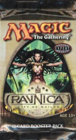 Ravnica: City of Guilds Booster Pack