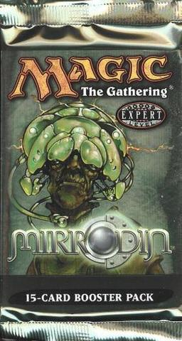 Mirrodin Booster Pack