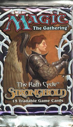Stronghold Booster Pack