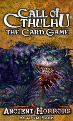 Call of Cthulhu: The Card Game - Ancient Horrors Asylum Pack