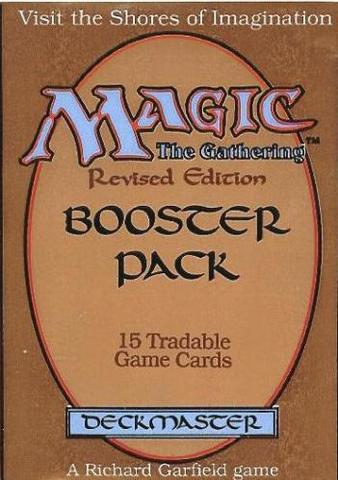 3rd Edition (Revised) Booster Pack