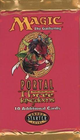 Portal Three Kingdoms - Booster Pack
