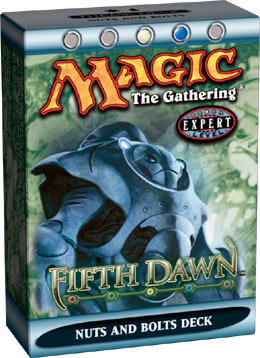 MTG Fifth Dawn Theme Deck: Nuts and Bolts