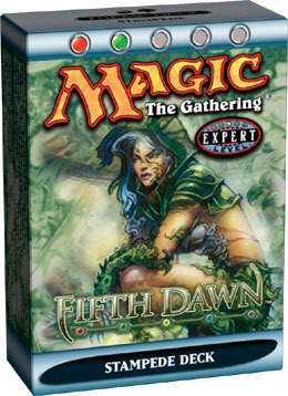 Fifth Dawn Stampede Precon Theme Deck
