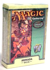 7th Edition Armada Theme Deck
