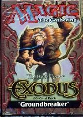 MTG  Exodus Theme Deck: