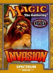 Invasion Spectrum Precon Theme Deck