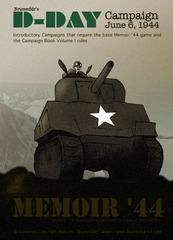 Memoir '44 Campaign Book: D-Day Supplemental