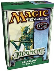 Judgment Painflow Precon Theme Deck