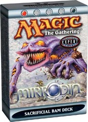 MTG Mirrodin Intro Pack: