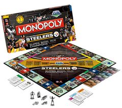 Monopoly: Pittsburgh Steelers Super Bowl XLIII Champions Collector's Edition