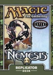 Nemesis Replicator Precon Theme Deck