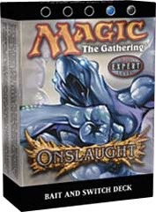 Onslaught Bait and Switch Precon Theme Deck