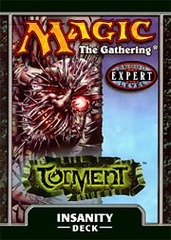 MTG Torment Insanity Precon Theme Deck
