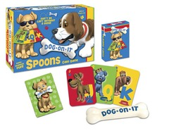 Dog On It Spoons Card Game