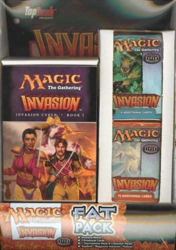 Invasion Fat Pack