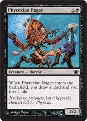 Phyrexian Rager on Channel Fireball