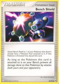 Bench Shield - 83/99 - Uncommon